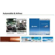 Cover Wrap of The New York Times - Automobile & Airlines Sample