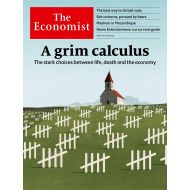 The Economist: A Grim Calculus - No.14 - 5th Apr 20