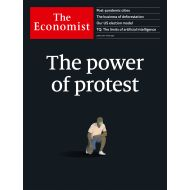 The Economist: The power of protest  - No.24 - 13th Jun 20
