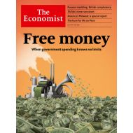 The Economist: Free money: When government spending knows no limits - No.30 - 25th Jul 20