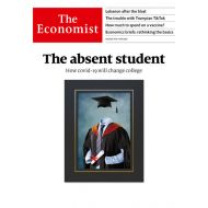 The Economist: The absent student: How covid-19 will change college - No.32 - 8th Aug 20