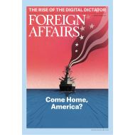 [Global Book] Subscription - Foreign Affairs
