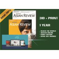 [Save 20%] Nikkei Asian Review: Corporate Plan - 3 ID online + Print edition