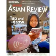 Nikkei Asian Review: Tap And Grow - No.34.18