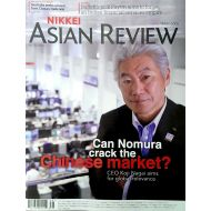 Nikkei Asian Review: Can Nomura Crack The Chinese Market? - No.38.18