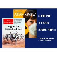 Combo The Economist - Nikkei Asian Review: Subscription for 1 Year 2020