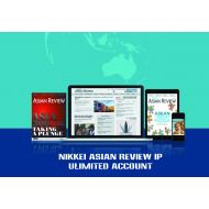 Nikkei Asian Review: IP Plan - Unlimited Account