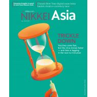 Nikkei Asia: TRICKLE DOWN -  No 8.21