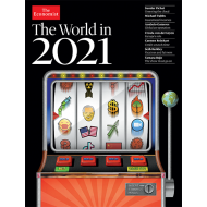 The Economist: Ấn bản đặc biệt The World In 2021