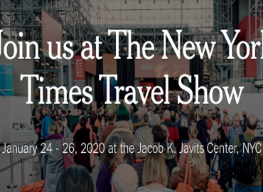 The New York Times Travel Shows 2020