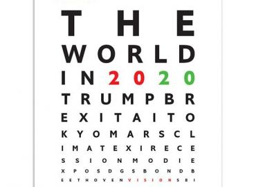 Tạp Chí The World In 2020 - The World In 2020 Magazine