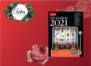 The Economist: THE WORLD IN 2021 - Gift set