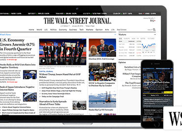 The Wall Street Journal Case Study